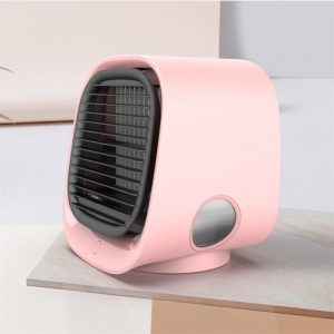 Mini Air Conditioner Cooling Portable Air Cooler Fan Humidifier Purifier For (10)