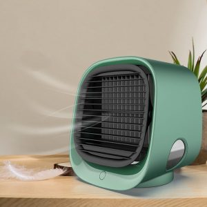 Mini Air Conditioner Cooling Portable Air Cooler Fan Humidifier Purifier For (15)