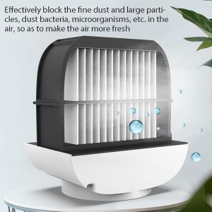 Mini Air Conditioner Cooling Portable Air Cooler Fan Humidifier Purifier For H (3)